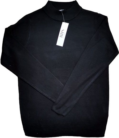 Bhs Turtle Neck Black