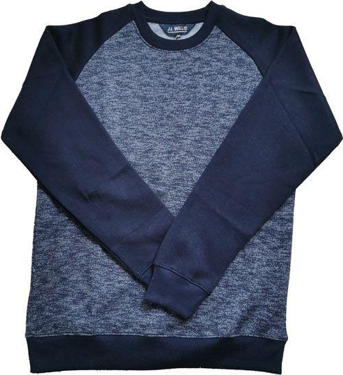 Boone Crew Neck Sweatshirt