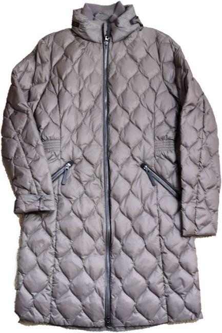 Ex Store Quilted Jacket Beige
